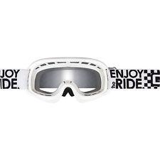 Oneal RL Kids White Motocross Goggles Motorbike Off Road ATV Children Kid Youth