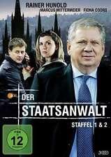 Der Staatsanwalt - 1 u. 2 Staffel - Rainer Hunold - Fiona Schwartz - 3 DVD Box