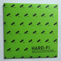 HARD-FI- IS - MIDDLE EASTERN HOLIDAY * 7 INCH * MINT VINYL * FREE P&P UK * PROMO