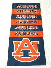 Auburn University Tigers NCAA Multi Purpose SuperDana Neck Gaiter Logo Scarf NWT