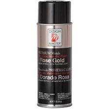 Rose Gold - Design Master Premium Metallic Spray Paint 11oz