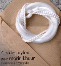 Cordes pour  Morin khuur, qualtié pro -  horse head fiddle strings - Mongolie