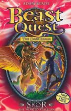 Skor the Winged Stallion: Series 3 Book 2 (Beast Quest),Adam Blade