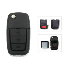 4 Button VE HOLDEN Commodore Remote Flip Key Shell with 3 Button With 1 Panic