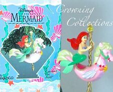 Enesco A Carousel for Ariel Disney Ornament The Little Mermaid Stormy Seahorse