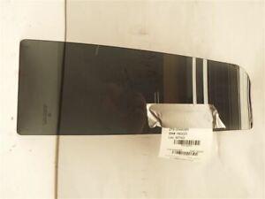 Passenger Rear Door Vent Glass Tempered Glass Fits 04-09 DURANGO 198526
