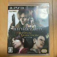 BIOHAZARD Resident Evil 4 & Code Veronica HD Capcom PS3 Sony Playstation 3 game