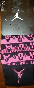 Air Jordan Retro Black Pink Size 06-08 M BNWT