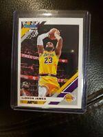 2019-20 Donruss LeBron James Base #94 Los Angeles Lakers