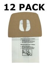 12 Bags for Dirt Devil Canister Vacuum Type F
