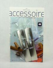 Leonardo Accessoire 2 Feuerzangen für Feuerzangenbowle 15 cm für Tassen & Gläser
