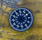 Yellow Aviator LUF Luftwaffe WWII Aviation B-Uhr Style Vostok 2416b Watch Dial