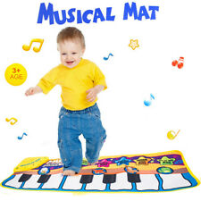 Jouet Bébé musical DESSIN ANIMAL piano tapis de jeu langue Jouet éducatif