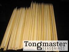 1000 x 30cm (extra spesso) in legno per barbecue spiedini di bambù - 4MM