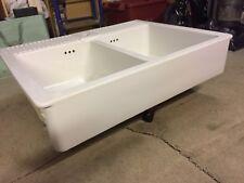 White Ceramic Kitchen Sink