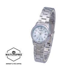 Casio Ladies' Standard Analog Watch LTPV002D-2B LTP-V002D-2B
