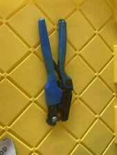 Thomas & Betts Tbm 25S Color Coded Crimping Tool - Blue