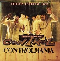 Control - Controlmania [New CD] With DVD