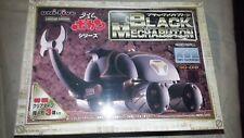 BLACK MECHABUTON SG01B unifive - TIME BOKAN-Yattaman-Yatterman- SIN GOUKIN - AF1