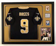 FOOTBALL Jersey Framing NFL Frame Your Autographed Signed Jerseys Custom Framed