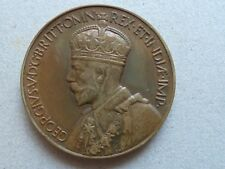 Falkland Islands Centenary 1833 - 1933 George V medal Medallion Coin