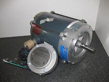 MARATHON .33 HP 1800 RPM XPNV 230/460 VOLTS 56C 3 PHASE MOTOR NEW SURPLUS