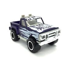 Matchbox Flareside Ford f-150 Pickup Truck 4x4 Purple 1/76 Working Suspension