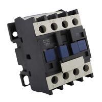 CJX2-0910 AC 220 V Spule 35 Mm DIN Schienen Montage Elektrisches Leistungs  J6R2
