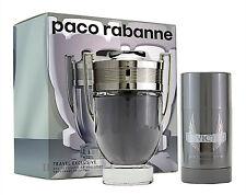 Paco rabanne Invictus 100ml eau de toilette & 75ml desodorante stick
