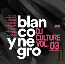 BLANCO Y NEGRO DJ CULTURE Vol.3 -2CD