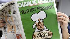 rare ORIGINAL Charlie Hebdo JE SUIS CHARLY #1178 Paris Erstausgabe