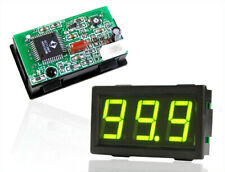 DC 100A Mini Green LED  Digital Current Amp Meter