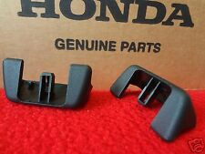 Honda Odyssey Sliding Door Sun Shade Hook Clip MOUNT Kit Black 2011-17 OEM