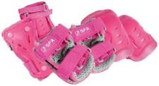 SFR Essentials Pink Junior Triple Pad Protection Set