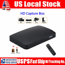 YK940 HDMI 1080P HD Video Capture Box UHD Recorder Box For DVD PC XBOX PS4