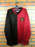 Atlanta United FC jersey Large long sleeve shirt soccer football