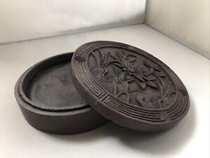 Antique Chinese Chengni Inkstone