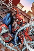 Spider-Man City At War 1 Marvel 1:10 Gerardo Sandoval Variant PS4