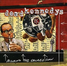 Dead Kennedys - Milking the Sacred Cow [New CD]