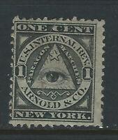 Bigjake: RO14b, 1 cent Arnold & Company - Match & Medicine
