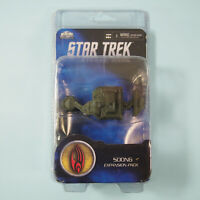 WizKids Star Trek Attack Wing Soong Expansion Pack ~ New, Sealed