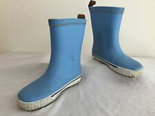 Tretorn Rubber Rainboots Light Blue Size 34