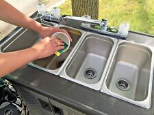 Pratts Direct Sink Mobile Concession Compartment