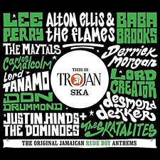 This Is Trojan Ska - Various Artists 2CD (Std) (Presale February 23rd 2018)