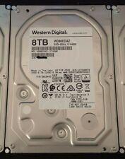 Western Digital 8TB White WD80EDAZ 256MB cache 5400rpm HDD New w Antistatic Bag
