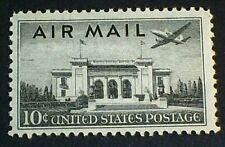US Scott C34-1946 10c Pan-Am Building, New York City MNH OG F-VF
