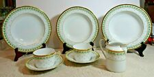 Christian Dior - Versailles - Rimmed Soup Creamer Cup Saucer CHOICE