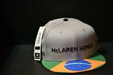 McLaren Honda formula 1 2017 Alonso & Vandoorne Speсial Edition Brazil Cap M/L