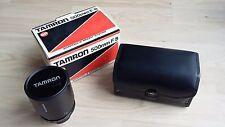 Tamron telespiegelobjektiv 500 mm f/8 - dans oiginalverpackung de début 1990er