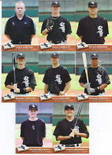 2009 Bristol White Sox Clubhouse Assistant BRANDON CROOK